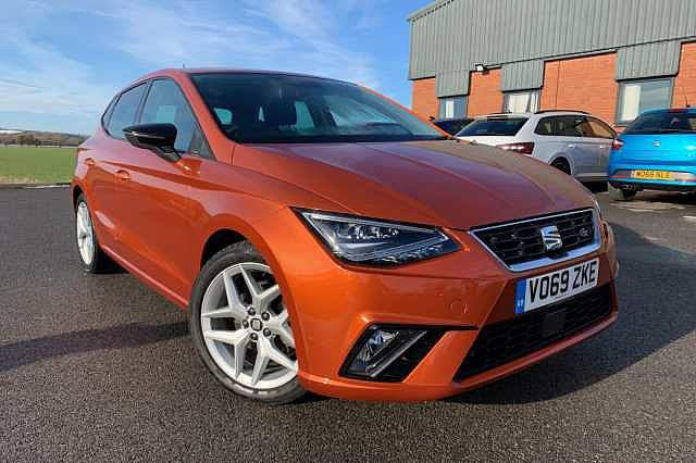 SEAT Ibiza 1.0 TSI (115ps) FR 5-Door