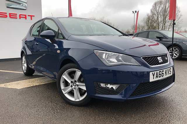 SEAT Ibiza 1.0 EcoTSI 110PS FR 5-Door