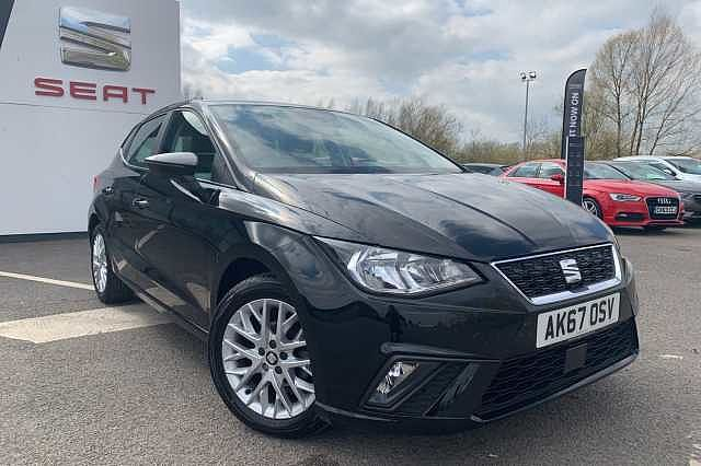 SEAT Ibiza 1.0 MPI (75ps) SE Technology 5-Door