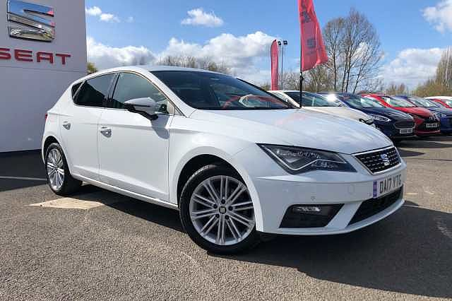 SEAT Leon 5dr (2016) 1.4 TSI XCELLENCE Technology 125PS